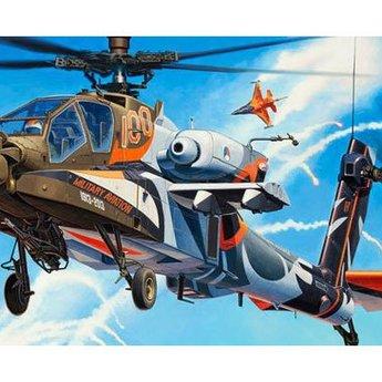 Revell AH-64D Longbow Apache 100 Years Military Aviation