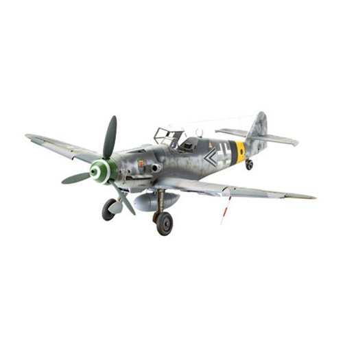 Revell Messerschmitt Bf 109 G-6 (late and early version)