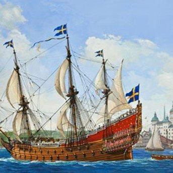 Revell Swedish Regal Ship Vasa