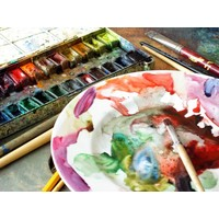 Painting itself