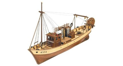 Wood model