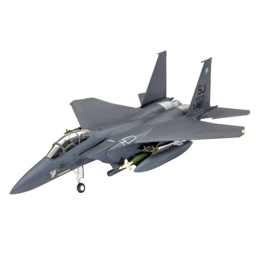 Revell F-15E Strike Eagle & Bombs