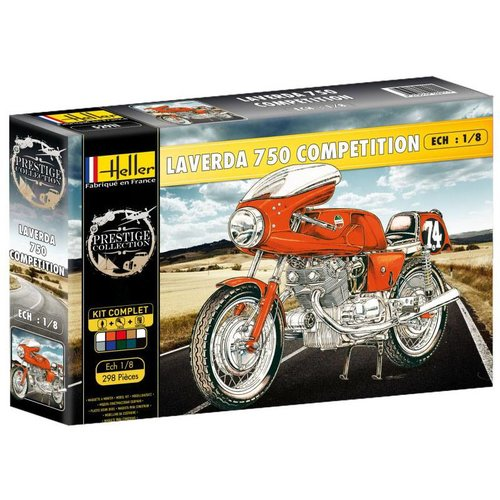 Heller Laverda 750 Competition