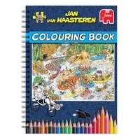 Jan van Haasteren - Coloring