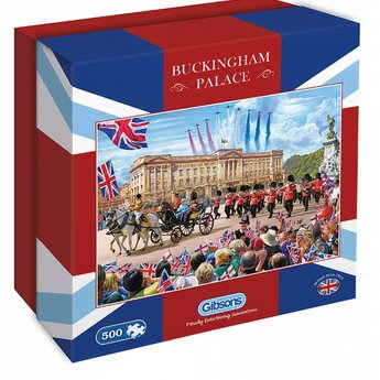 Gibsons Buckingham Palace - Gift Box