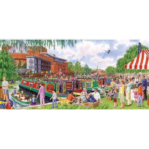Gibsons Riverside Festival