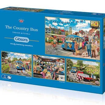Gibsons The Country Bus