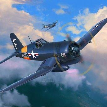 Revell F4U-4 Corsair