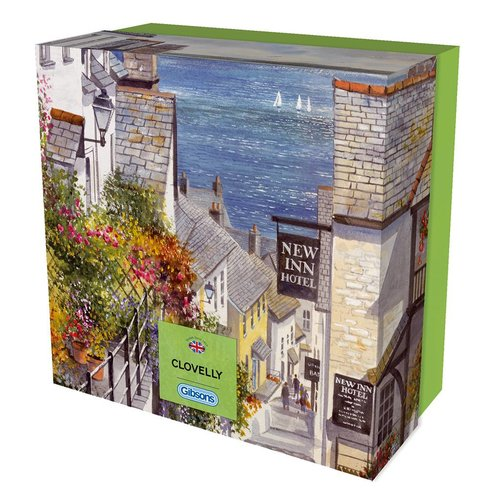 Gibsons Clovelly - Gift Box