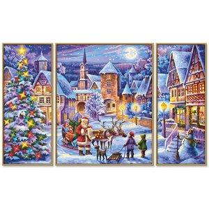 Schipper weiße Weihnacht