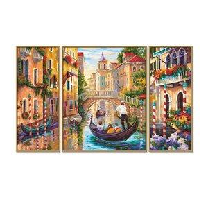 Schipper Venetië - De Lagunestad