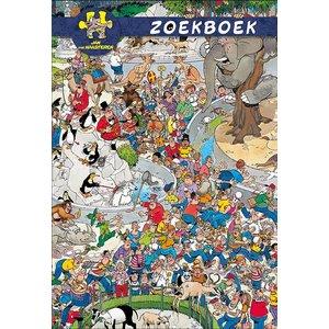 Jan van Haasteren - Search Book