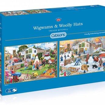 Gibsons Wigwams & Wollmützen