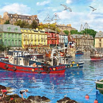 Gibsons Cobh Harbour