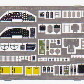 Revell Photoetched Accessories : Revell 4283