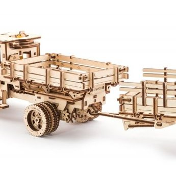 UGears Truck UMG-11 - Uitbreidingen