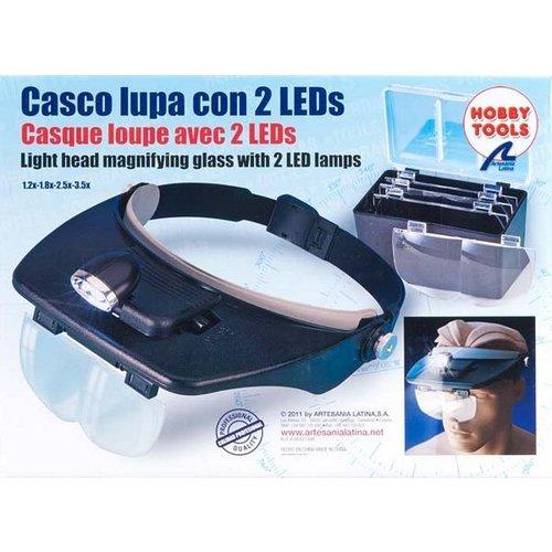 Artesania Latina Vergrootglas - Head Set