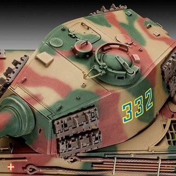 Revell Henschel Turret Tiger II Ausf. B