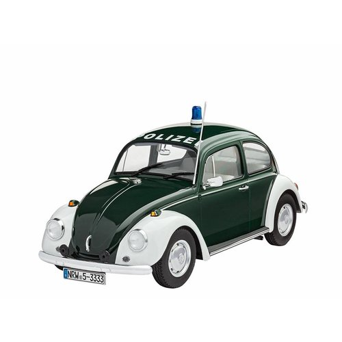 Revell VW Beetle Police