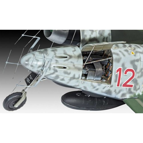 Revell Messerschmitt Me262 B-1 / U-1 Night Fighter