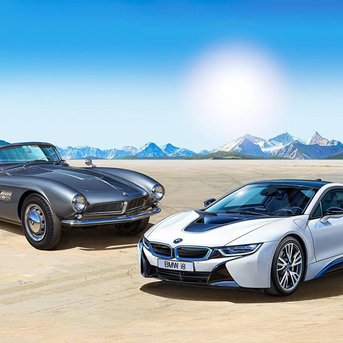 Revell 100 Years of BMW