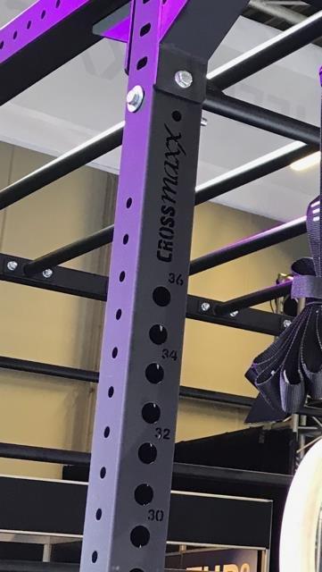 Crossmaxx® LMX1730 Crossmaxx® XL upright stand 75x75mm 265cm