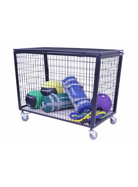Lifemaxx® LMX1247 Storage Cart (black)