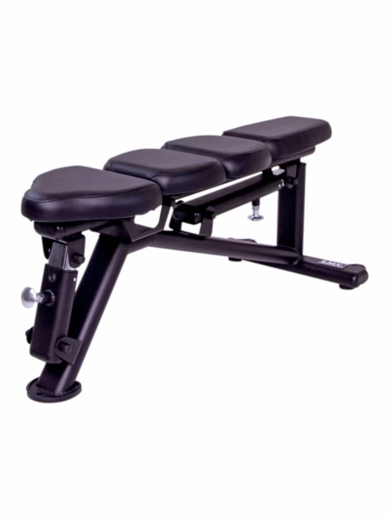 LMX.® LMX1060 LMX. Multi purpose bench (black) (leverbaar oktober)