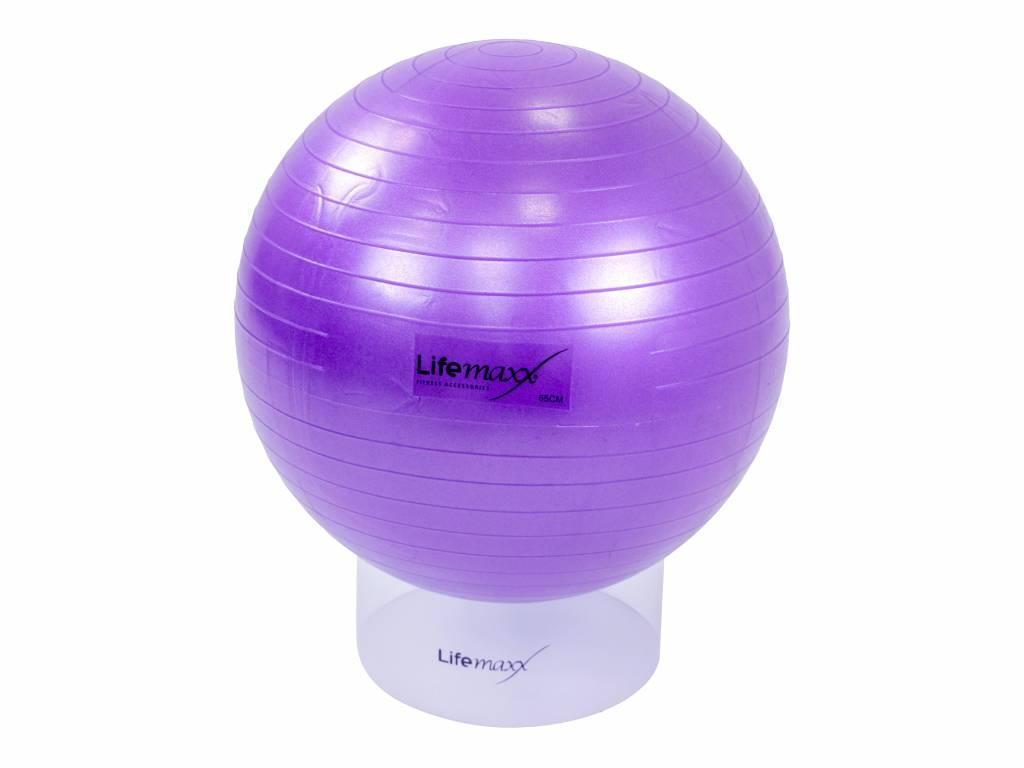 Lifemaxx® LMX1100.55 Gymball 55 cm (various colours)