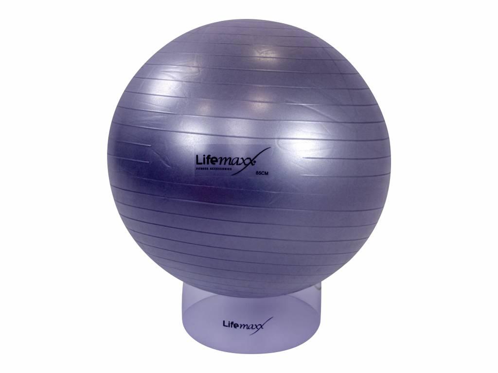 Lifemaxx® LMX1100.75 Gymball 75 cm (various colours)