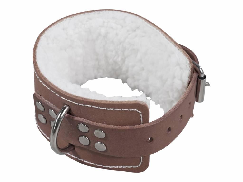 Lifemaxx® LMX25.01 Leather ankle strap (leverbaar 2021)