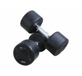 Lifemaxx® LMX79 Fixed dumbbellset (1 - 50kg)