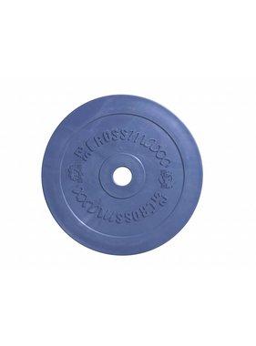Crossmaxx® LMX87.025 Crossmaxx® technique plate 2,5 kg - 50 mm (grey)