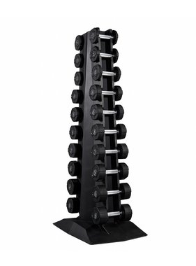 Lifemaxx® LMX94 Lifemaxx® PU dumbbell tower