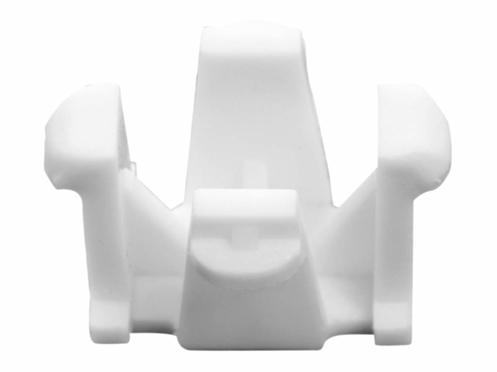 Lifemaxx® SP1122C Clip for LMX1122 step (white)