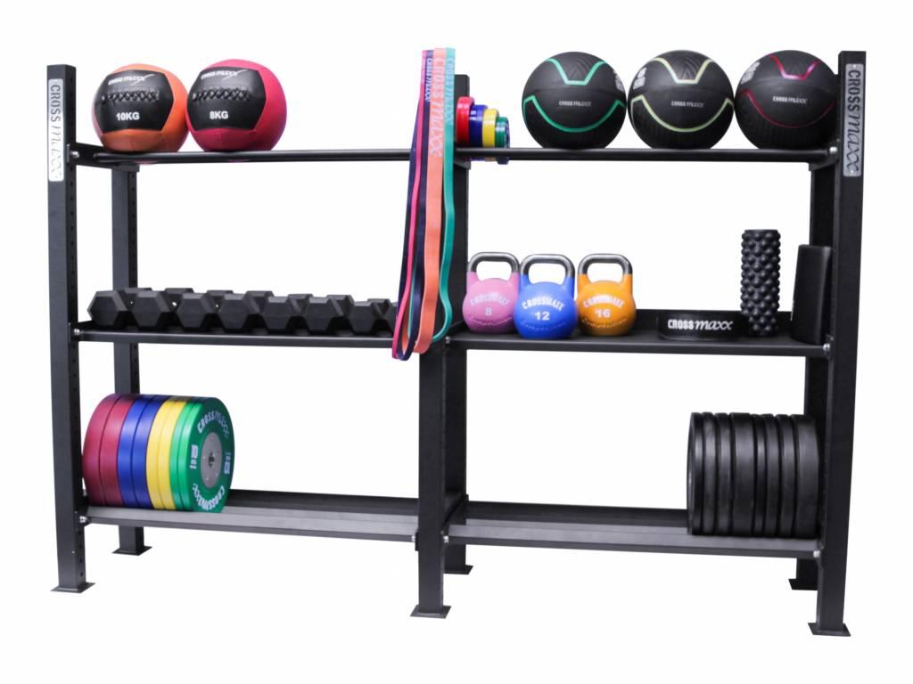 Crossmaxx® Crossmaxx® Storage Rack - model 3