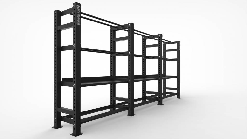Crossmaxx® CSRACKM4 Crossmaxx® Storage Rack - model 4
