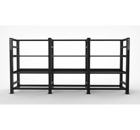 Crossmaxx® Crossmaxx® Storage Rack - model 4