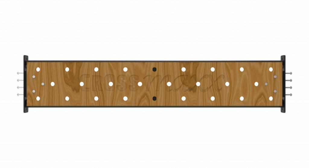 Crossmaxx® LMX1768 Crossmaxx® XL Peg board for rig 180cm (used with LMX1713)