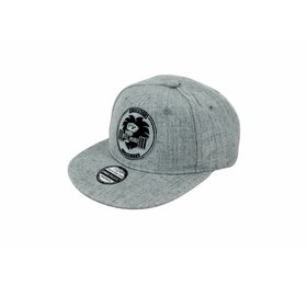 Crossmaxx® LMX2209.GREY Crossmaxx® Snapback (grey)