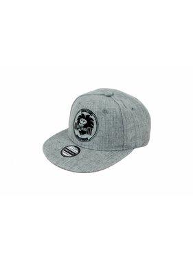 Crossmaxx® LMX2209.GREY Crossmaxx® Snapback (grey)