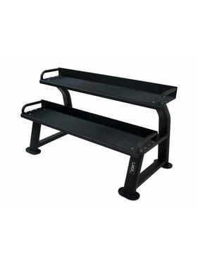 LMX. LMX1146 LMX. Kettlebell rack (black)