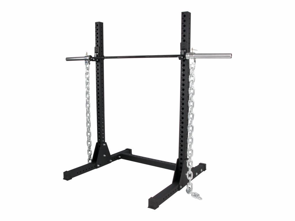 Crossmaxx® LMX1748 Crossmaxx® Squat stand V2 (available June)