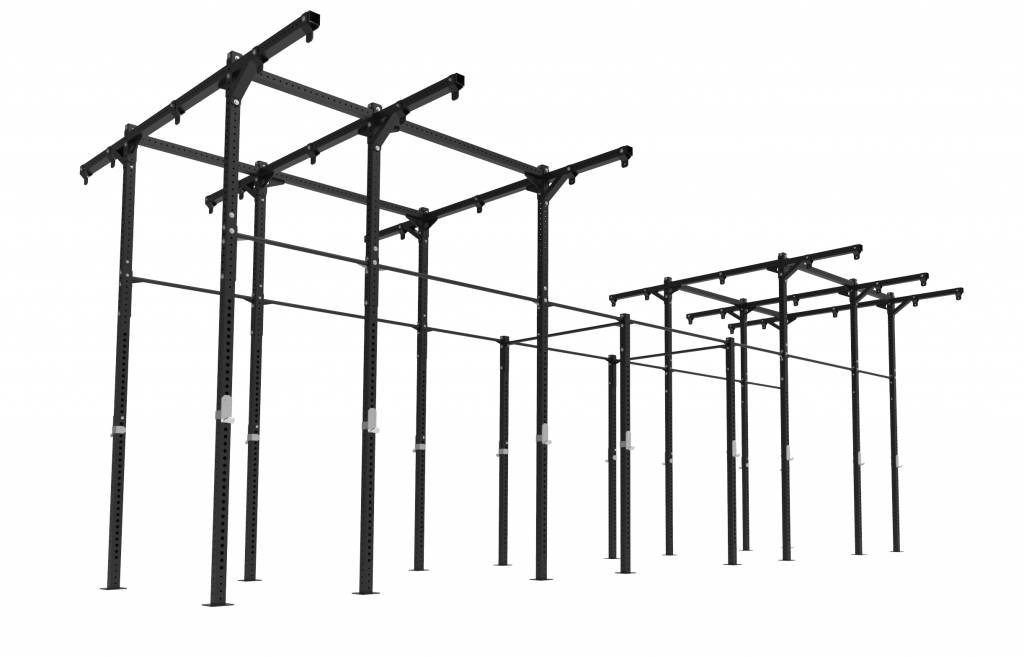 Crossmaxx® RIGXLF6 Rig XL free-standing model F6 (leverbaar april)