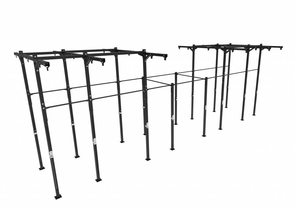 Crossmaxx® RIGXLF6 Rig XL free-standing model F6 (leverbaar augustus)