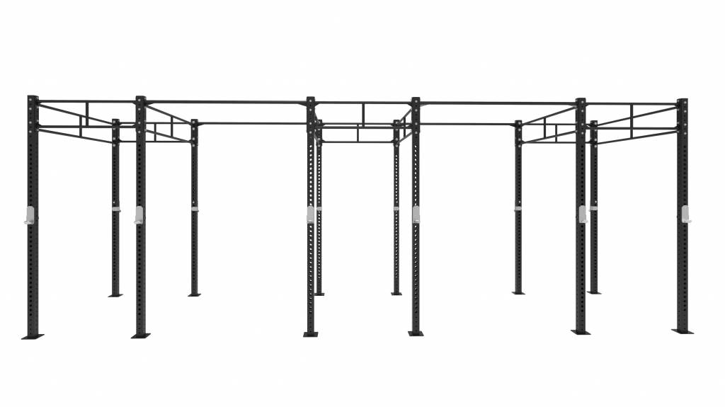 Crossmaxx® RIGXLF5 Rig XL free-standing model F5 (leverbaar augustus)