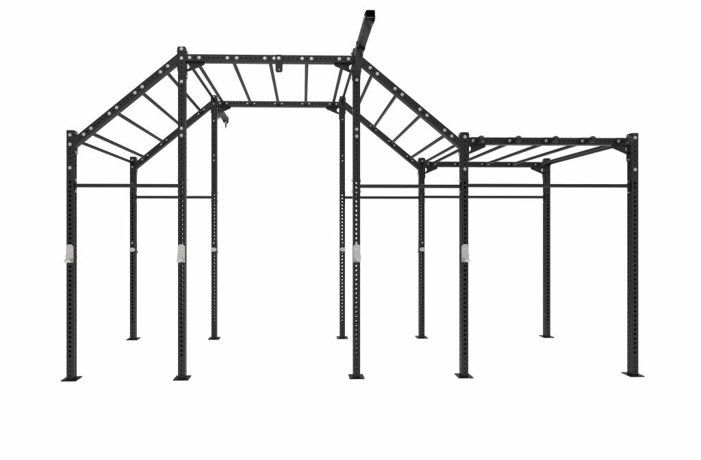 Crossmaxx® RIGXLF4 Rig XL free-standing model F4 (leverbaar juni)