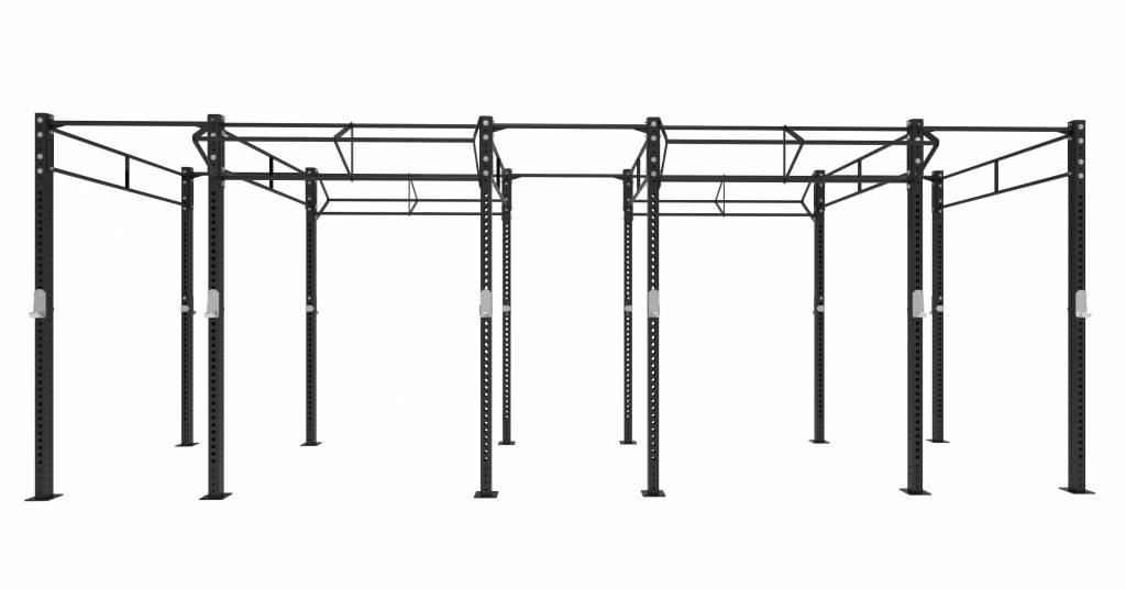 Crossmaxx® RIGXLF8 Rig XL free-standing model F8 (leverbaar juni)