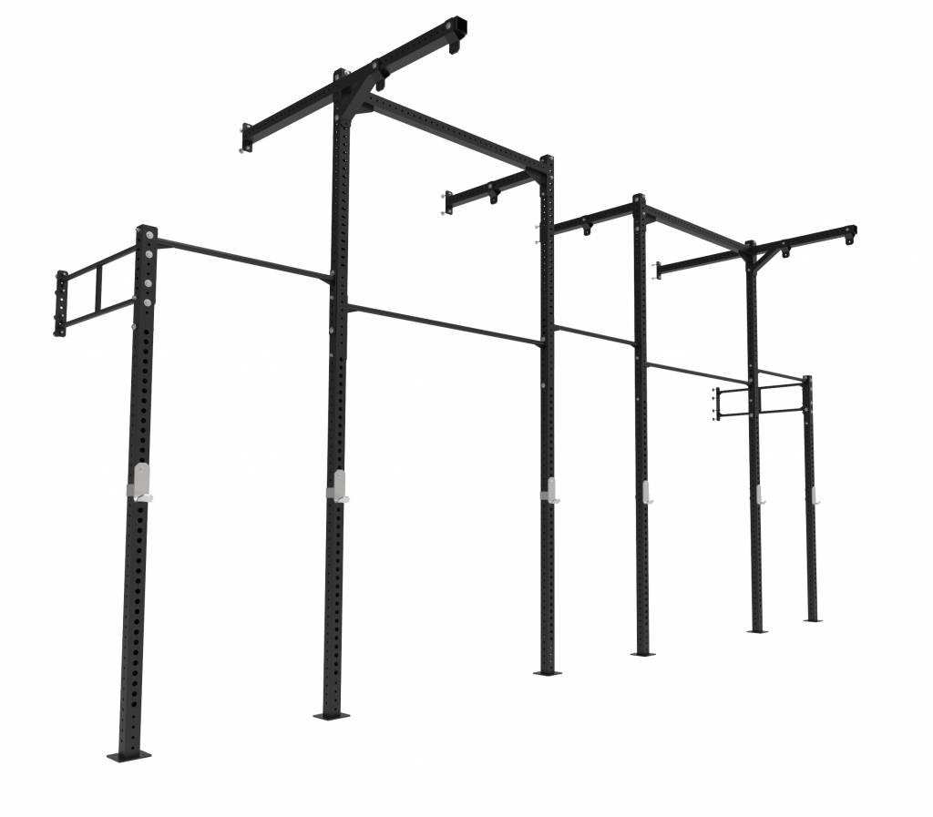 Crossmaxx® RIGXLW4 Rig XL wall-mounted model W4
