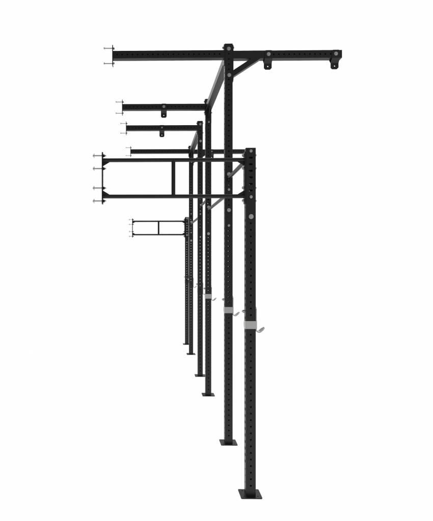 Crossmaxx® RIGXLW4 Rig XL wall-mounted model W4 (leverbaar augustus)